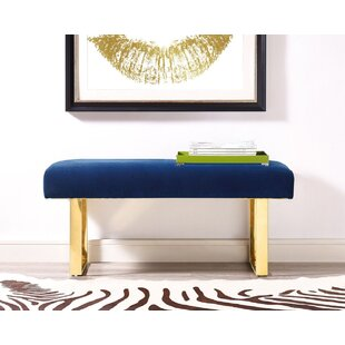 Killebrew Upholstered Bench by Mercer41