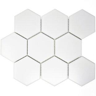 Hexagon Shower Floor Tile Wayfair
