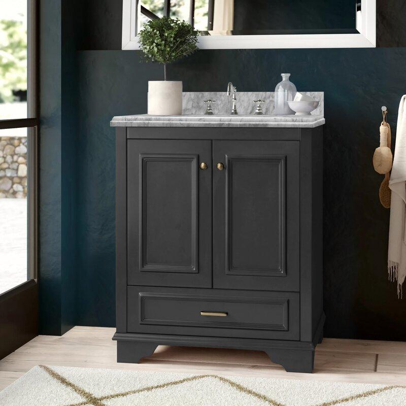 Charlton Home Grayling 30 Single Bathroom Vanity Set Reviews Wayfair