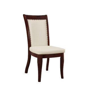Williamstown Upholstered Dining Chair (Set of 2) by Darby Home Co