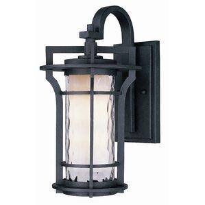 Canton 1-Light Outdoor Wall Lantern