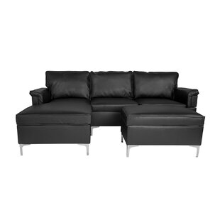 Dundas Modular Sectional with Ottoman