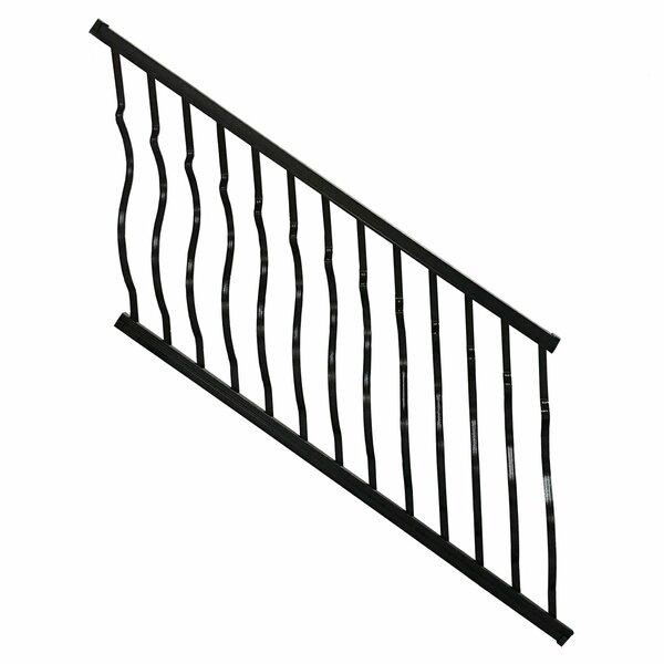 ModVue Baluster Stair Railing
