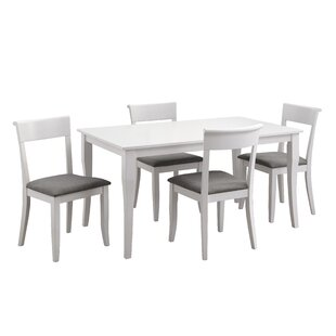Alfred 5 Piece Dining Set