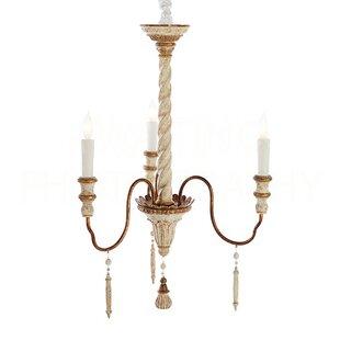 Aidan Gray Yolonda Small Candle Style Chandelier