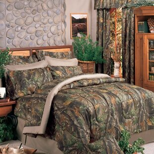 Realtree Bedding Hardwoods Comforter Collection