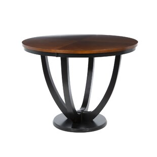 Sarris Round Counter Height Dining Table Bloomsbury Market