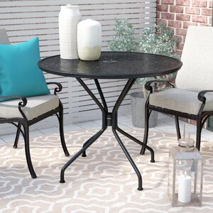 Albreda Round Indoor-Outdoor Dining Table