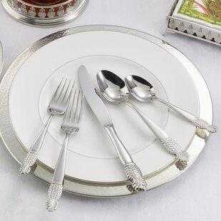 Alix 77 Piece Flatware Set
