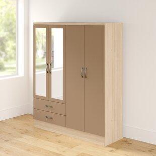 Baylee 3 Door Wardrobe By Zipcode Design