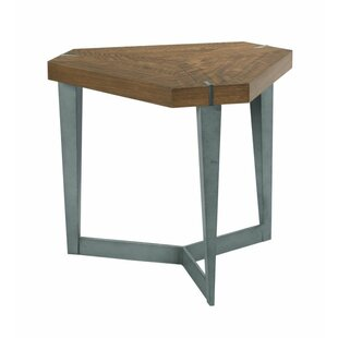 Best Reviews Synergy Triangulate End Table By Hammary