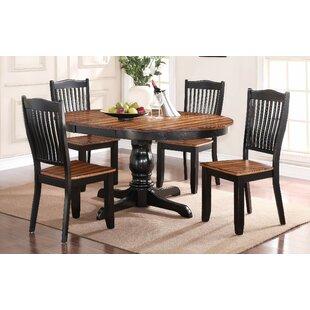 Loon Peak Manassa Extendable Dining Table
