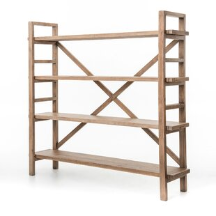 Maple Etagere Bookcase 17 Stories