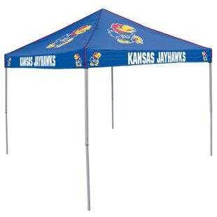Logo Brands Kansas Royal 9 Ft. W x 9 Ft. D Aluminum Pop-Up Canopy