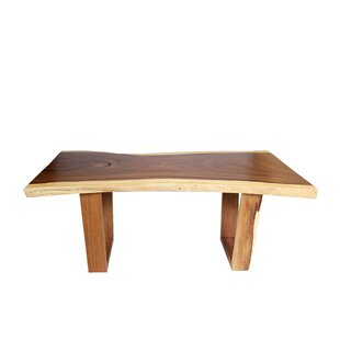 Loon Peak Palacios Live Edge Dining Table