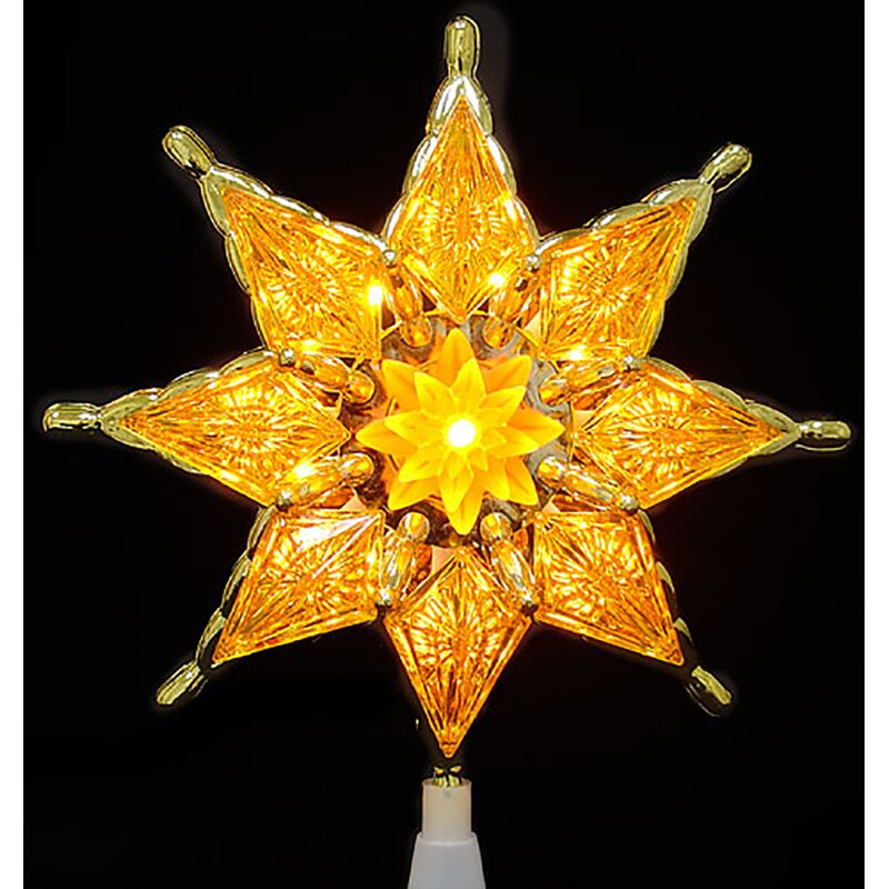 Brite Star Vintage Tinsel Gold