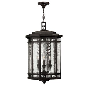 Tahoe 3-Light Outdoor Hanging Lantern