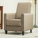 Tetbury 19.75 Manual Recliner by Andover Mills™