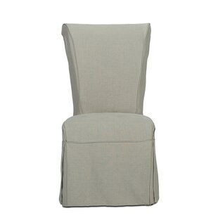 Sarreid Ltd Corseted Upholstered Dining Chair