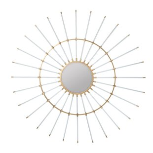 Stegman Modern & Contemporary Beveled Accent Mirror