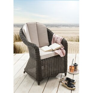 Malaga Lounge Chair With Cushions By Sol 72 Outdoor