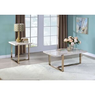 Wigann 2 Piece Coffee Table Set
