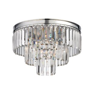 Springfield 3-Light Semi Flush Mount by Willa Arlo Interiors