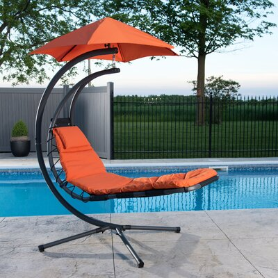 Ebern Designs Maglione Hammock Patio Dining Chair