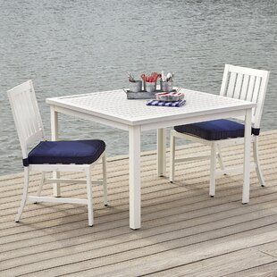 Elvis  Metal Dining Table by Longshore Ti..
