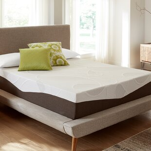 12 Firm Gel Memory Foam Mattress