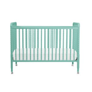 Jenny Lind 3-in-1 Convertible Crib with Conversion Kit