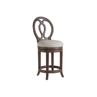 Cohesion Program 24.5 Swivel Bar Stool