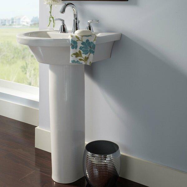 Petite Pedestal Sink Wayfair