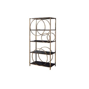 Marrs Etagere Bookcase by Everly Quinn