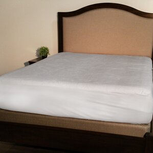 Signature Fitted Sheet Style Hypoallergenic Waterproof Mattress Protector by Protect-A-Bed