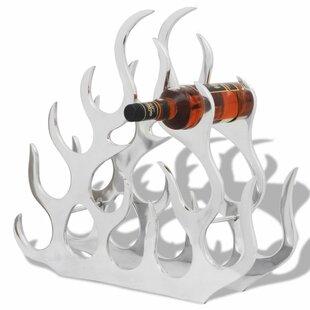 Hargimont 11 Bottle Tabletop Wine Rack