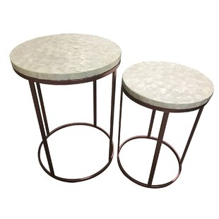 Kyra 2 Piece End Table by Ivy ..
