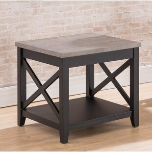 Dolliver End Table by Simmons Casegoods by Gracie Oaks