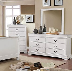 Charlton Home Westminster 6 Drawer Dresser w..