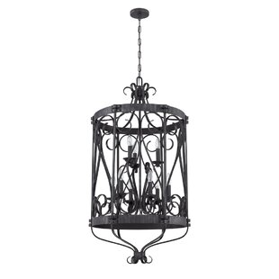 Ophelia & Co. Lafrance 9-Light Lantern Pendant