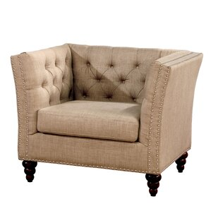 Bolingbrook Armchair by Darby Home Co