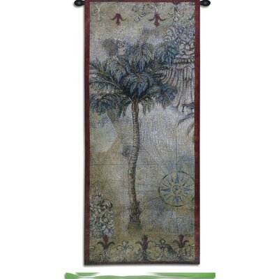Masoala Panel II Tapestry Fine Art Tapestries