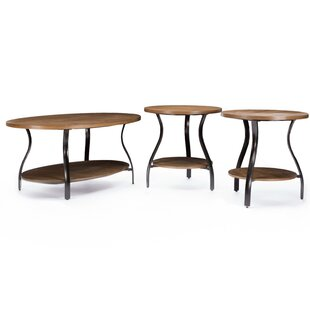 Kieron 3 Piece Table Set