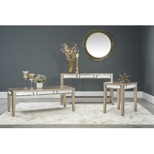 Eric 3 Piece Coffee Table Set