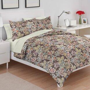 Abigail Reversible Comforter Set by Martex