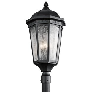 Read Reviews Flinders Outdoor 3-Light Lantern Head By Darby Home Co