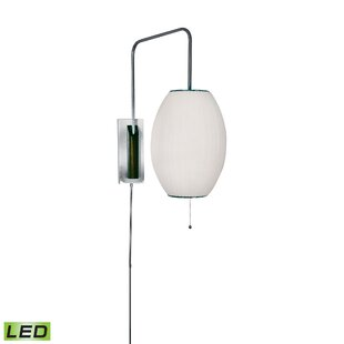 Orren Ellis Delgado Swing Arm Lamp