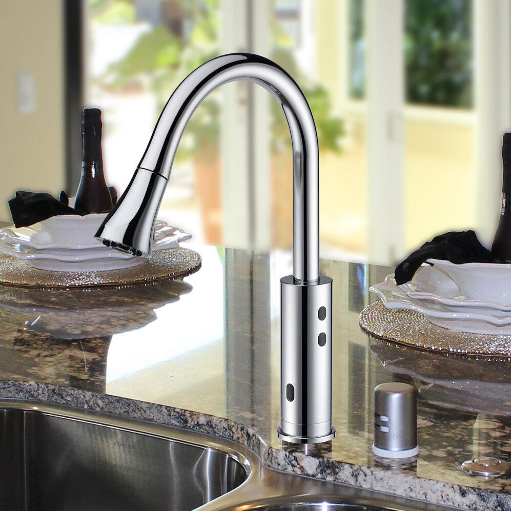 Cinaton Touchless Hot Cold Water Dispenser Wayfair