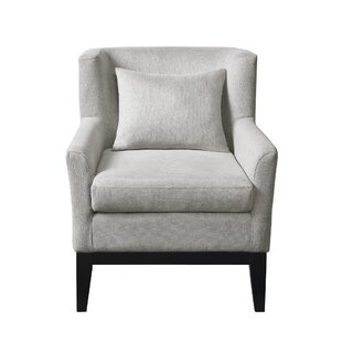 Peabody Wingback Chair by Madison Park Signature