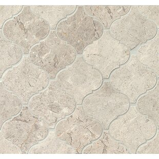 Marble Mosaic Tile in Sebastian Grey